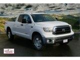 2012 Super White Toyota Tundra TRD Double Cab 4x4 #56348408