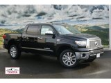 2012 Black Toyota Tundra Platinum CrewMax 4x4 #56348407