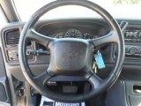 2000 Chevrolet Silverado 1500 LS Extended Cab Steering Wheel