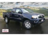 2012 Nautical Blue Metallic Toyota Tacoma V6 TRD Access Cab 4x4 #56348400