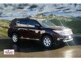2012 Sizzling Crimson Mica Toyota Highlander SE 4WD #56348399