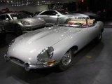 Jaguar E-Type 1962 Data, Info and Specs