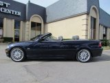2002 Orient Blue Metallic BMW 3 Series 330i Convertible #56398223
