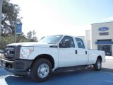 2012 Oxford White Ford F250 Super Duty XL Crew Cab #56397926