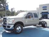 2012 Ford F350 Super Duty Lariat Crew Cab 4x4 Chassis Data, Info and Specs