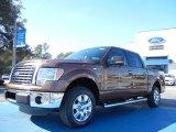 2011 Golden Bronze Metallic Ford F150 XLT SuperCrew #56397914