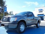 2011 Sterling Grey Metallic Ford F150 XL Regular Cab #56397911
