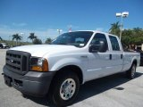 2005 Ford F250 Super Duty XL Crew Cab Data, Info and Specs