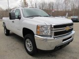 2012 Chevrolet Silverado 2500HD Work Truck Extended Cab 4x4 Data, Info and Specs