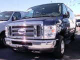 Dark Blue Pearl Metallic Ford E Series Van in 2008