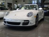 2012 Carrara White Porsche 911 Turbo Coupe #56397870