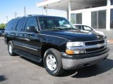 2001 Onyx Black Chevrolet Suburban 1500 LT #56398426