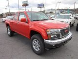 GMC Canyon Colors