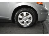 Nissan Versa 2009 Wheels and Tires