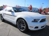 2011 Performance White Ford Mustang V6 Mustang Club of America Edition Coupe #56398107