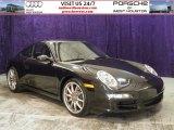 2008 Basalt Black Metallic Porsche 911 Carrera S Coupe #56398098