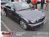 2005 Sparkling Graphite Metallic BMW 3 Series 330i Coupe #56398094