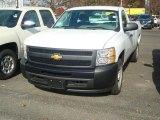2012 Summit White Chevrolet Silverado 1500 Work Truck Regular Cab #56397746