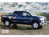 2012 Nautical Blue Metallic Toyota Tundra SR5 CrewMax 4x4 #56397702