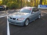 2008 Atlantic Blue Metallic BMW 3 Series 328i Sedan #56398314