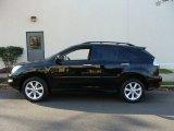 2009 Obsidian Black Lexus RX 350 AWD #56398059