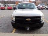 2008 Silver Birch Metallic Chevrolet Silverado 1500 Work Truck Regular Cab #56398292