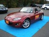 2009 Copper Red Mica Mazda MX-5 Miata Sport Roadster #56398014