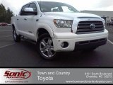 2007 Super White Toyota Tundra Limited CrewMax 4x4 #56398248