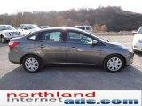 2012 Sterling Grey Metallic Ford Focus SE Sedan #56451518