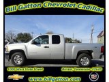 2012 Silver Ice Metallic Chevrolet Silverado 1500 LT Extended Cab 4x4 #56451785