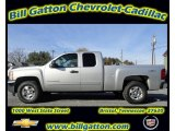 2012 Silver Ice Metallic Chevrolet Silverado 1500 LT Extended Cab 4x4 #56451784