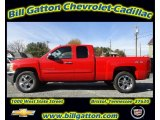 2012 Victory Red Chevrolet Silverado 1500 LT Extended Cab 4x4 #56451782