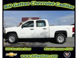 2012 Summit White Chevrolet Silverado 1500 Work Truck Crew Cab 4x4 #56451780