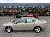 2008 Dune Pearl Metallic Ford Fusion SE #56451645