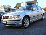 2004 Titanium Silver Metallic BMW 3 Series 325xi Sedan #56451503