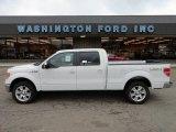 2011 Oxford White Ford F150 Lariat SuperCrew 4x4 #56451626