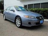 2008 Glacier Blue Metallic Acura TSX Sedan #56451485