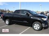 2010 Black Toyota Tundra Double Cab 4x4 #56451462