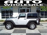 2011 Bright Silver Metallic Jeep Wrangler Rubicon 4x4 #56451696