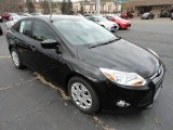 2012 Black Ford Focus SE Sedan #56451562
