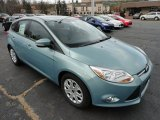 2012 Frosted Glass Metallic Ford Focus SE 5-Door #56451559