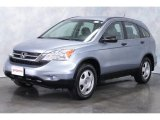 2010 Glacier Blue Metallic Honda CR-V LX AWD #56451672