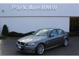 2011 Space Gray Metallic BMW 3 Series 335d Sedan #56451553