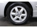 Hyundai Accent 2004 Wheels and Tires