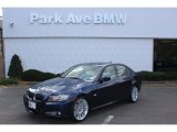 2011 Deep Sea Blue Metallic BMW 3 Series 335d Sedan #56451552