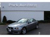 2009 Space Grey Metallic BMW 3 Series 328i Convertible #56451546
