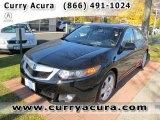 2009 Crystal Black Pearl Acura TSX Sedan #56476583