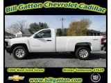 2012 Summit White Chevrolet Silverado 1500 Work Truck Regular Cab 4x4 #56481487