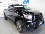 2010 Black Toyota Tundra TRD Rock Warrior Double Cab 4x4 #56481322
