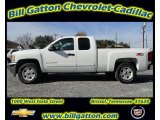 2012 Summit White Chevrolet Silverado 1500 LT Extended Cab 4x4 #56481482